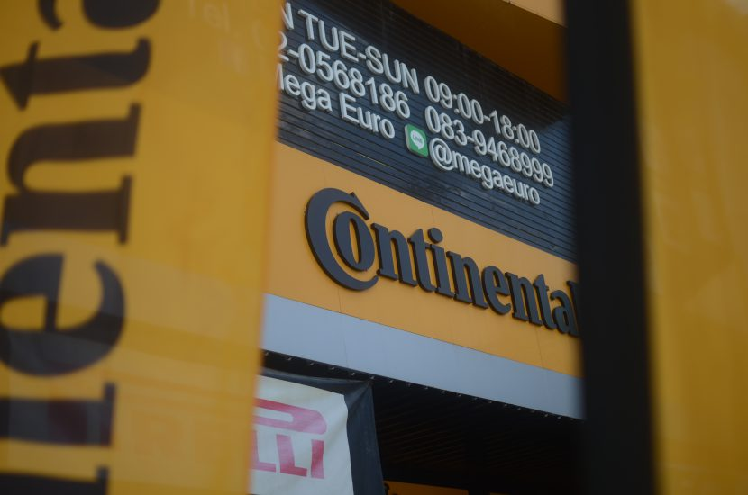 Full Review Continental UltraContact 6 SUV UC6 รีวิวยาง SUV