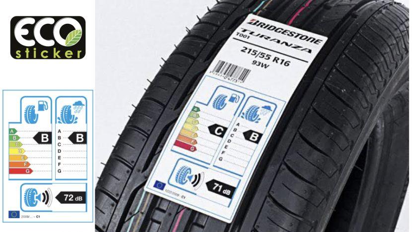 คำเตือน ดูก่อนตัดสินใจซื้อยาง ECO Sticker ยางรถยนต์