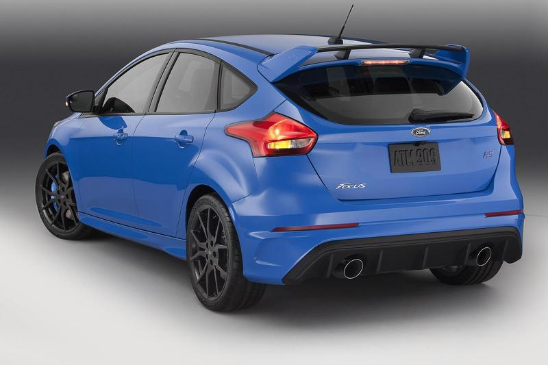 Focus RS Ext back