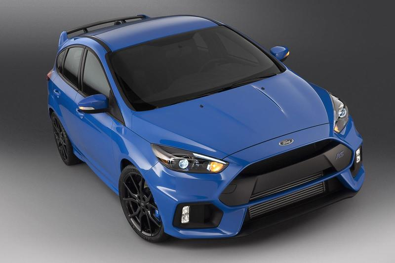 Focus RS Ext front 2