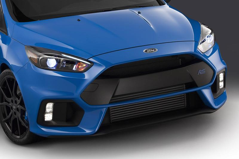 Ford Focus RS 2016 เริ่มผลิตแล้ว