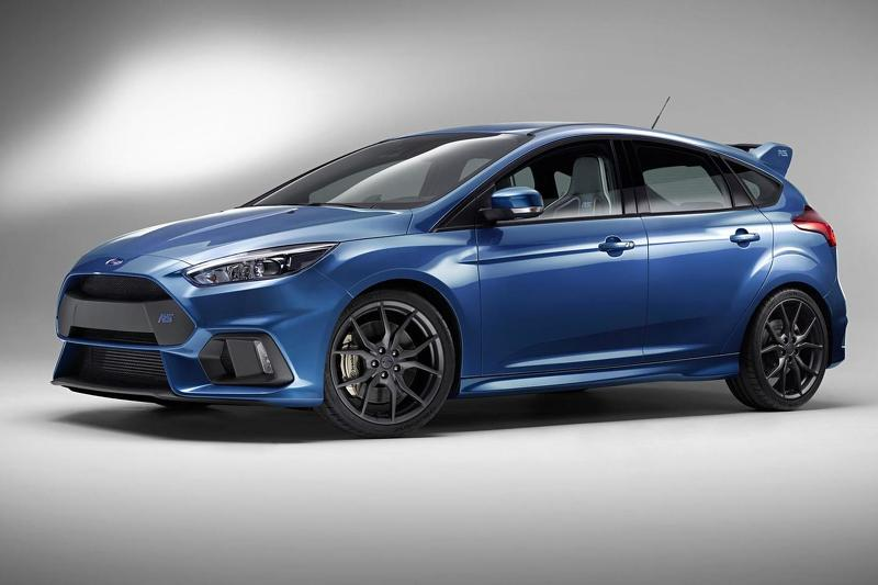 Focus RS iso