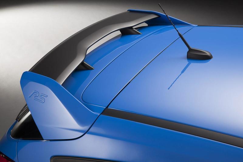 Focus RS spoier