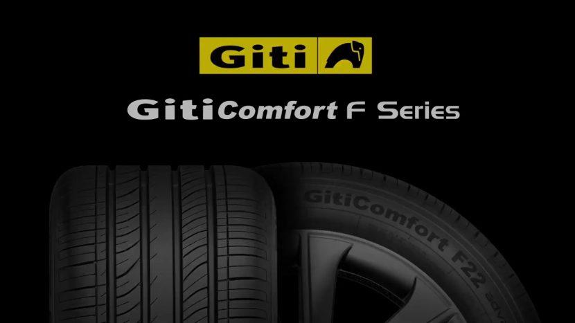 GITI Comfort F series พัฒนาด้วยความใส่ใจ