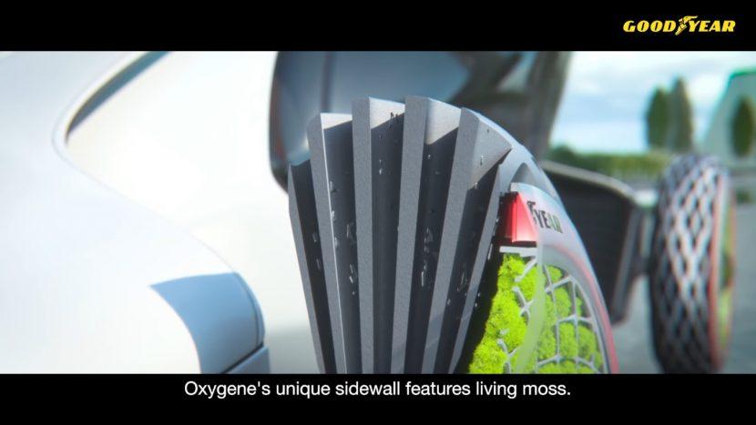 GOODYEAR OXYGENE ยางสายเขียวรักโลก
