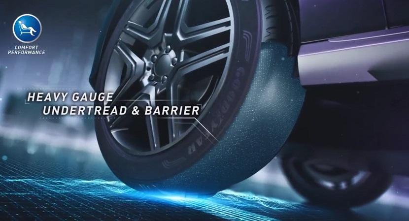 ใหม่ Goodyear EfficientGrip Performance SUV ตัวจริงต้องพิศูจน์ได้
