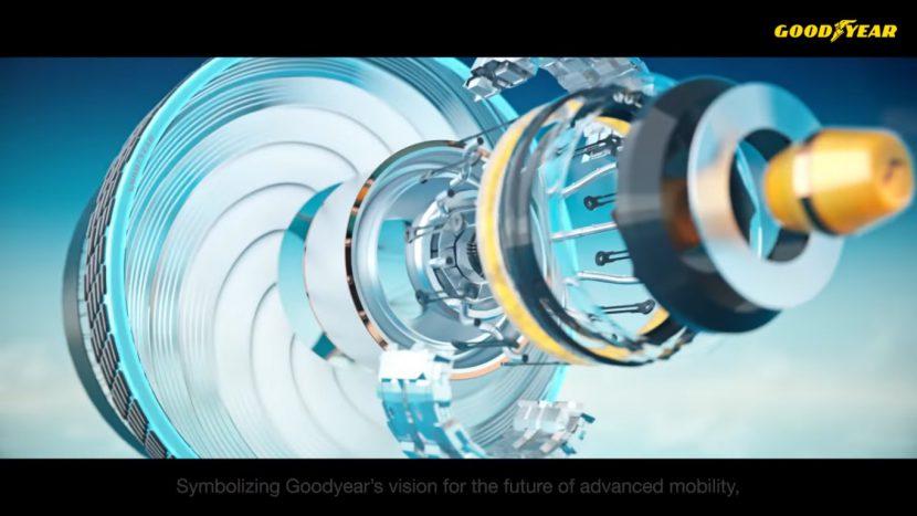Goodyear reCharge ยิ่งกว่าเทคโนโลยี