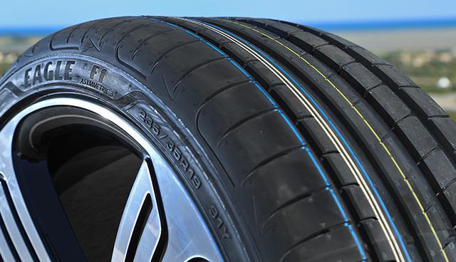 [Review] Goodyear Eagle F1 Asymmetric 3
