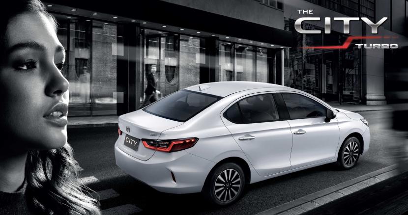HONDA CITY TURBO 2021   2020 Sedan ฮอนด้า ซิตี้ ซีดาน ราคาและตารางผ่อน