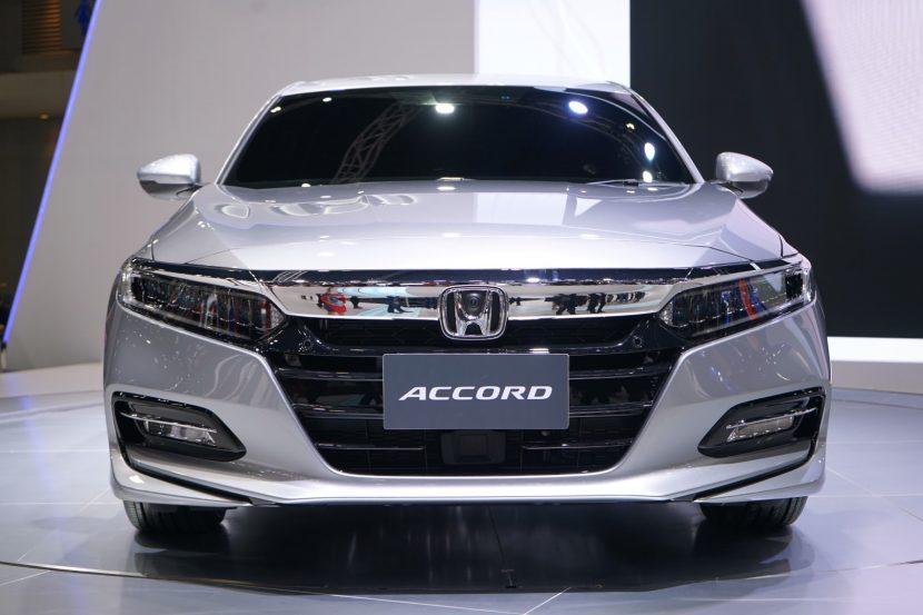 พาชม New Honda Accord งาน Motor Expo 2018