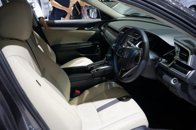 Honda Civic 10 พาชม Honda Civic งาน Motor Expo 2018
