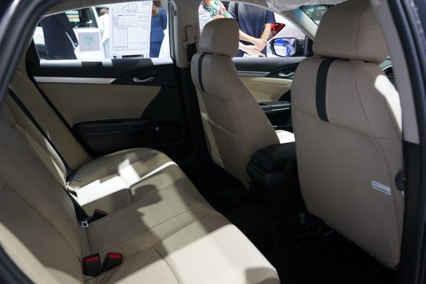 Honda Civic 14 พาชม Honda Civic งาน Motor Expo 2018