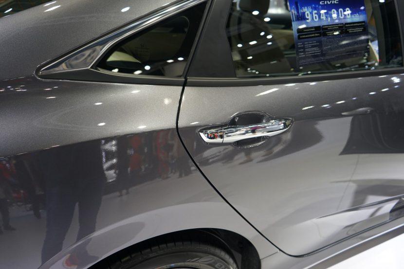 Honda Civic 18 พาชม Honda Civic งาน Motor Expo 2018