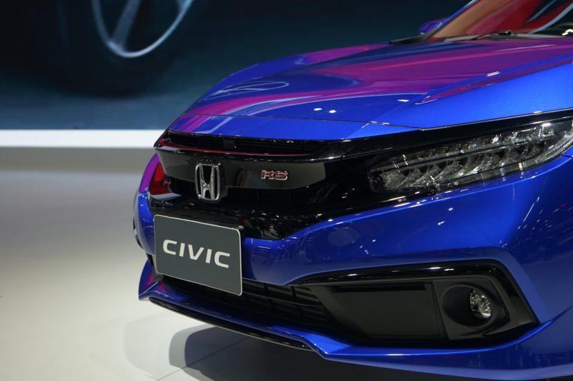 Honda Civic 21 พาชม Honda Civic งาน Motor Expo 2018