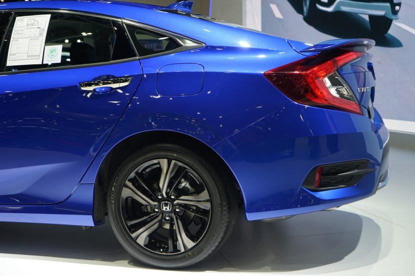 Honda Civic 23 พาชม Honda Civic งาน Motor Expo 2018