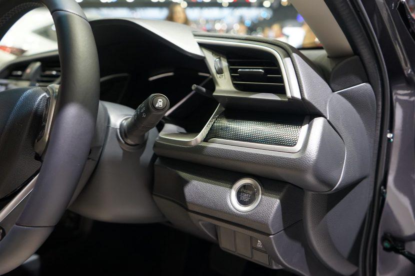 Honda Civic 9 พาชม Honda Civic งาน Motor Expo 2018