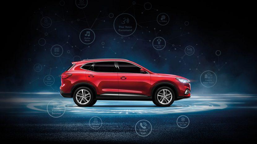 New MG HS 2019   2020 ราคาโปรโมชั่นตารางผ่อนเริ่ม 9,000 บาท