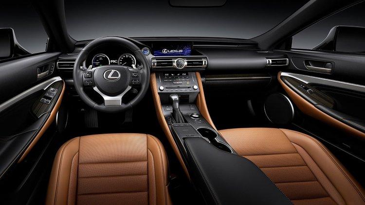 Lexus LC 2019 ตัวใหม่ เตรียมโชว์ในงาน Paris Motor Show ตุลาคม