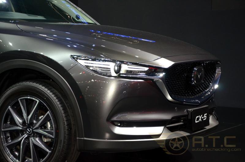 MAZDA CX 5 2018 พร้อมโชว์ความพรีเมี่ยมสมราคาในงาน MOTOR EXPO