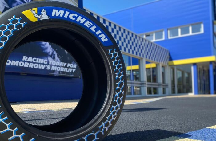 MICHELIN เปิดตัวยางสนามแข่ง GreenGT H24 รักษาสิ่งแวดล้อม
