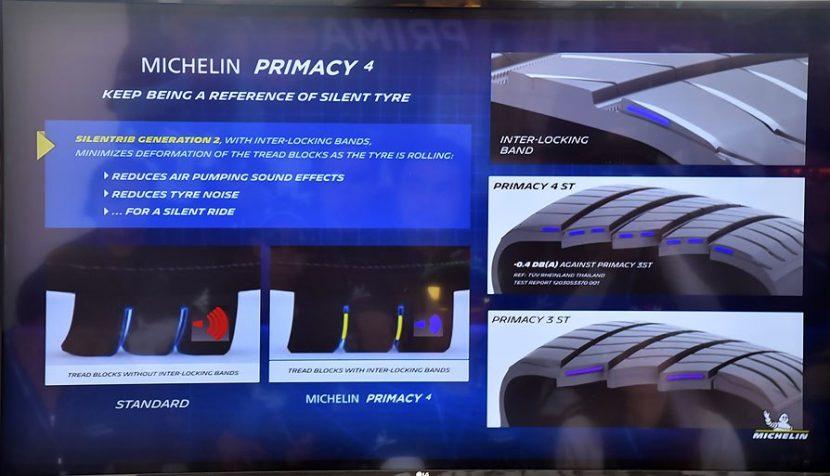 MICHELIN PRIMACY 4 vs BRIDGESTONE TURANZA T005A ความพรีเมี่ยมเหนือระดับ