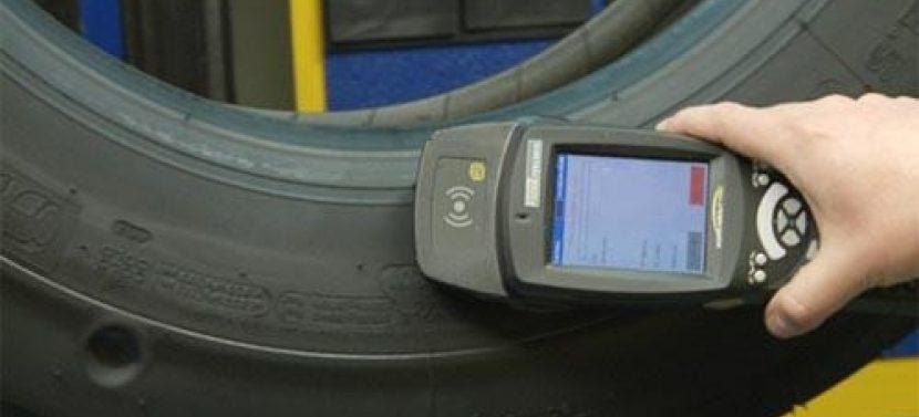MICHELIN RFID เทคโนโลยีตรวจบำรุงยางอัตโนมัติ