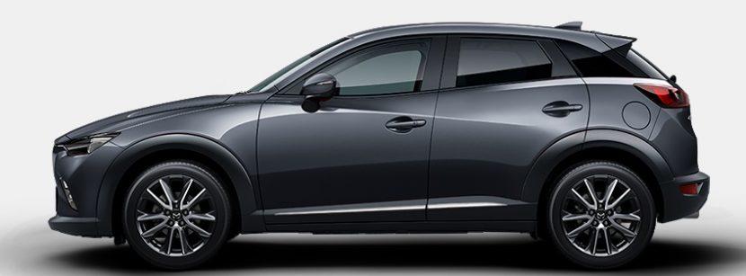 MAZDA CX3 2018 ราคา โปรโมชั่น และตารางผ่อนเริ่มต้น 10,000 บาท