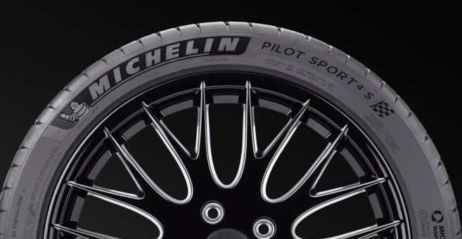 Michelin Pilot Sport 4 S อัดแน่นด้วยพลัง