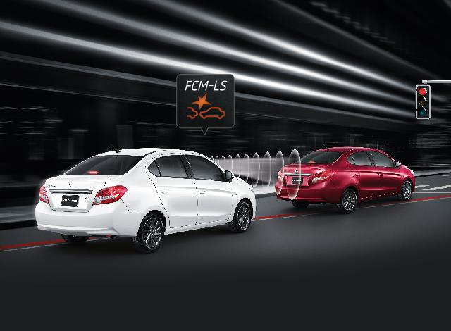 Mitsubishi Attrage มิตซูบิชิ แอททราจ 2018 16 Mitsubishi Attrage   มิตซูบิชิ แอททราจ 2018 ราคาและโปรโมชั่นดอกเบี้ย 0%
