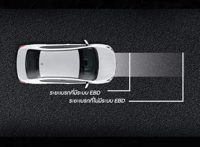 Mitsubishi Attrage มิตซูบิชิ แอททราจ 2018 21 Mitsubishi Attrage   มิตซูบิชิ แอททราจ 2018 ราคาและโปรโมชั่นดอกเบี้ย 0%
