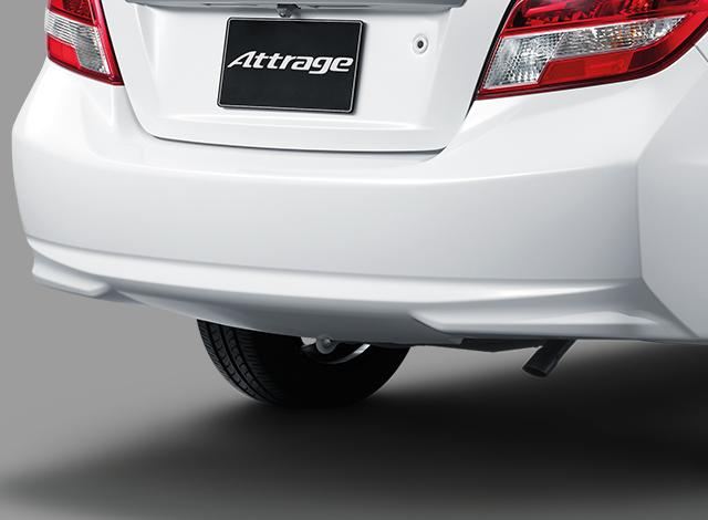 Mitsubishi Attrage มิตซูบิชิ แอททราจ 2018 5 Mitsubishi Attrage   มิตซูบิชิ แอททราจ 2018 ราคาและโปรโมชั่นดอกเบี้ย 0%