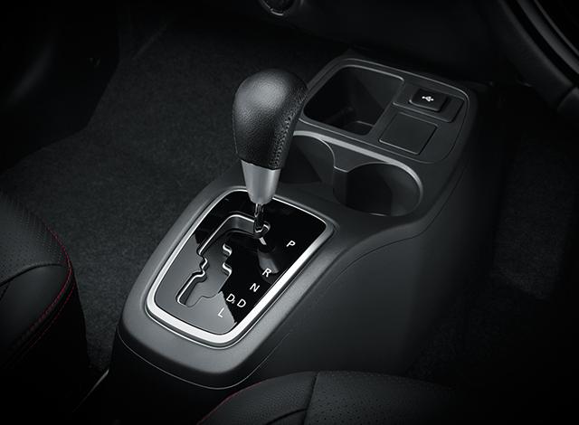 Mitsubishi Attrage มิตซูบิชิ แอททราจ 2018 8 Mitsubishi Attrage   มิตซูบิชิ แอททราจ 2018 ราคาและโปรโมชั่นดอกเบี้ย 0%