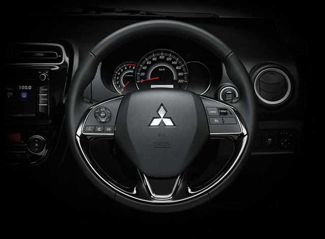 Mitsubishi Attrage มิตซูบิชิ แอททราจ 2018 9 Mitsubishi Attrage   มิตซูบิชิ แอททราจ 2018 ราคาและโปรโมชั่นดอกเบี้ย 0%