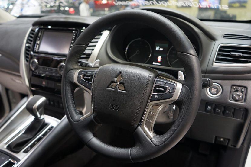 Mitsubishi Pajero Sport 10 พาชม All New Mitsubishi Pajero Sport งาน Motor Expo 2018
