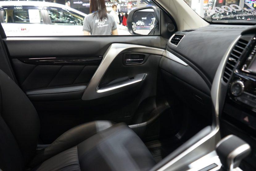 Mitsubishi Pajero Sport 14 พาชม All New Mitsubishi Pajero Sport งาน Motor Expo 2018