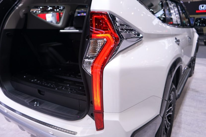Mitsubishi Pajero Sport 6 พาชม All New Mitsubishi Pajero Sport งาน Motor Expo 2018