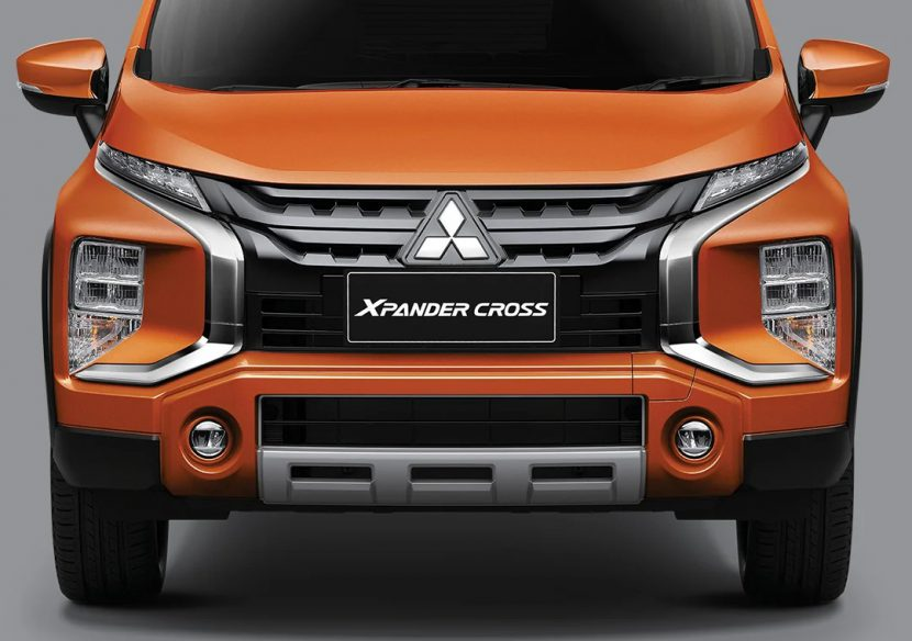 NEW MITSUBISHI XPANDER CROSS 2020 มิตซูบิชิ เอ็กซ์แพนเดอร์ ครอส ใหม่