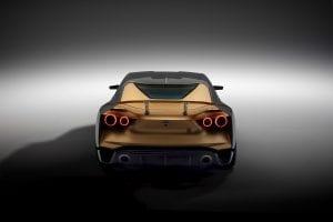 ส่อง Nissan GT R50 โดย Italdesign