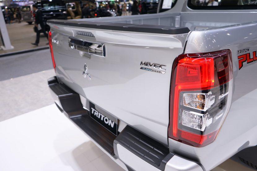 พาชม New Mitsubishi Triton งาน Motor Expo 2018