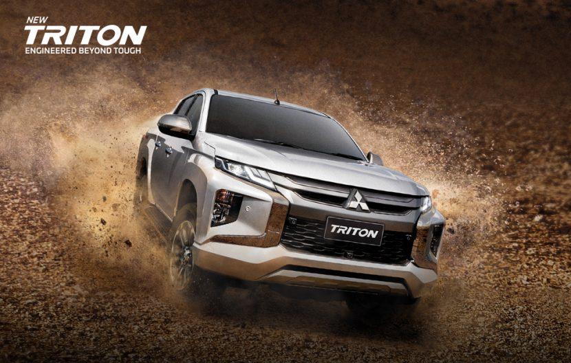 Mitsubishi Triton 2019 มิตซูบิชิ ไทรทัน ราคาโปรโมชั่นและ