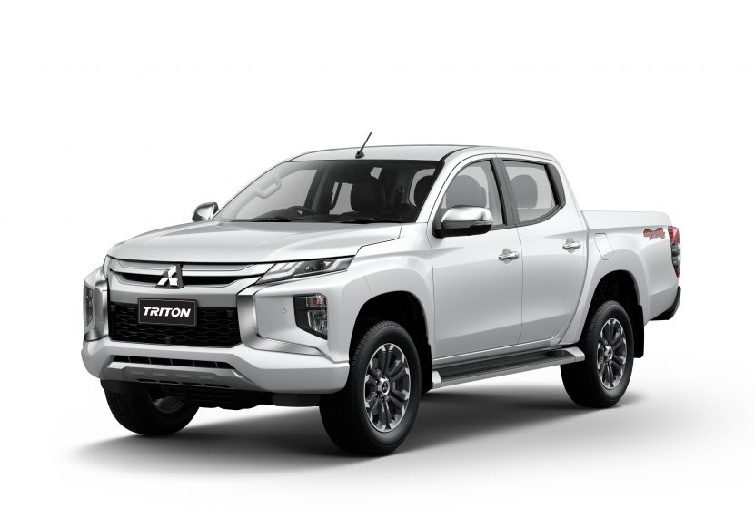 New Mitsubishi Triton 2019 2 MITSUBISHI TRITON 2019 Mitsubishi Triton Promotion price and installment schedule