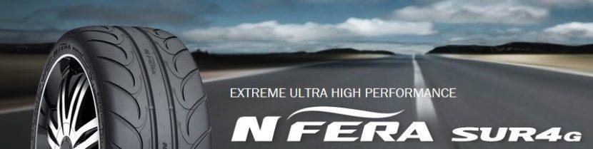 NEXEN NFERA SUR4G ยางเด่ที่สมรรถนะ และความปลอดภัย