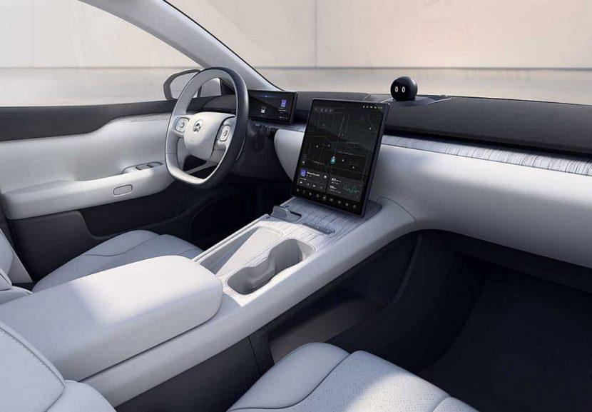 Nio ET7 2022 รถยนต์ไฟฟ้าที่สร้างเพื่อพิชิต Tesla