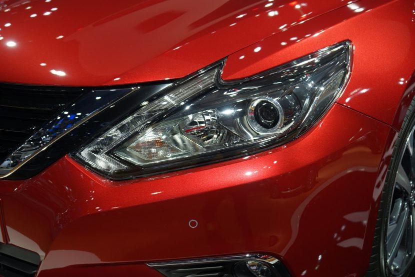 พาชม New Nissan Teana งาน Motor Expo 2018
