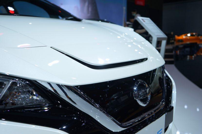 พาชม Nissan Leaf งาน Motor Expo 2018 มาถึงเมืองไทยแล้ว