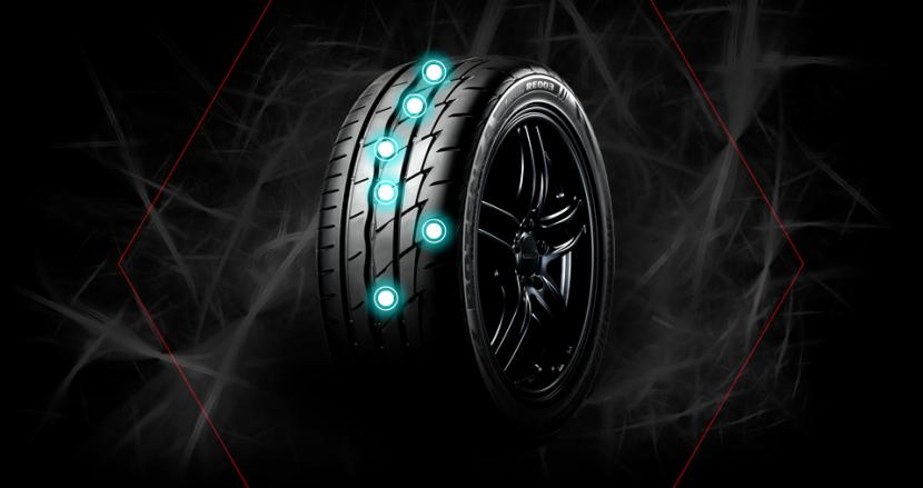 Michelin Pilot Sport 4 vs Bridgestone Potenza RE003เปรียบเทียบสองสายพันธ์ยางสปอร์ต