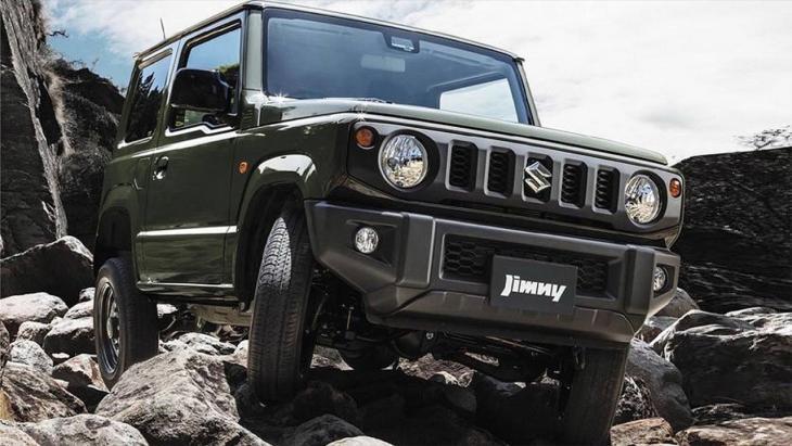 ส่อง Suzuki All New Jimny 2018 เปิดตัวฟิลิปปินส์