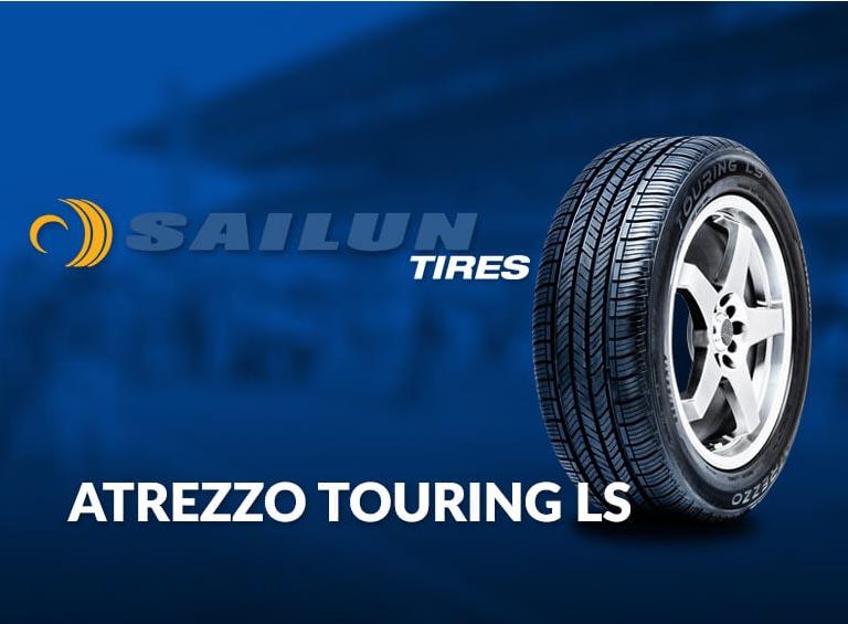 SAILUN ATREZZO TOURING LS การเดินทางที่ยาวนานขึ้น