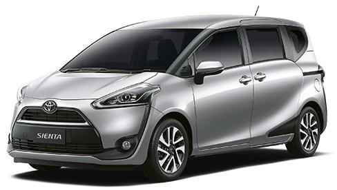 Sienta เงิน Toyota Sienta โปรโมชั่น ตารางผ่อน เริ่มต้น 9,833 บาท