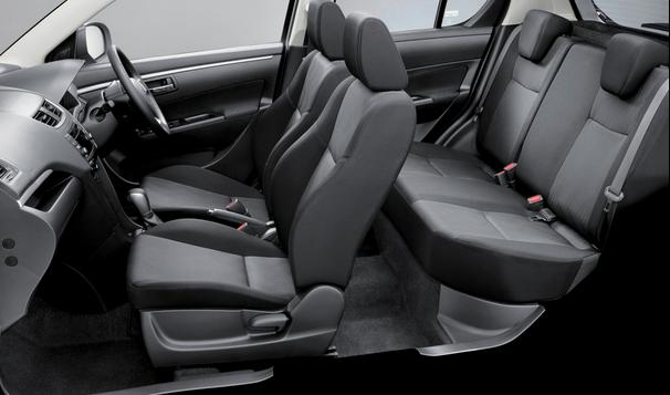 Suzuki Swift 2014 ผ่อนเริ่มต้น 5,240 บาท
